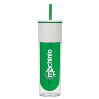 The Chill 16 oz Tumbler with Straw